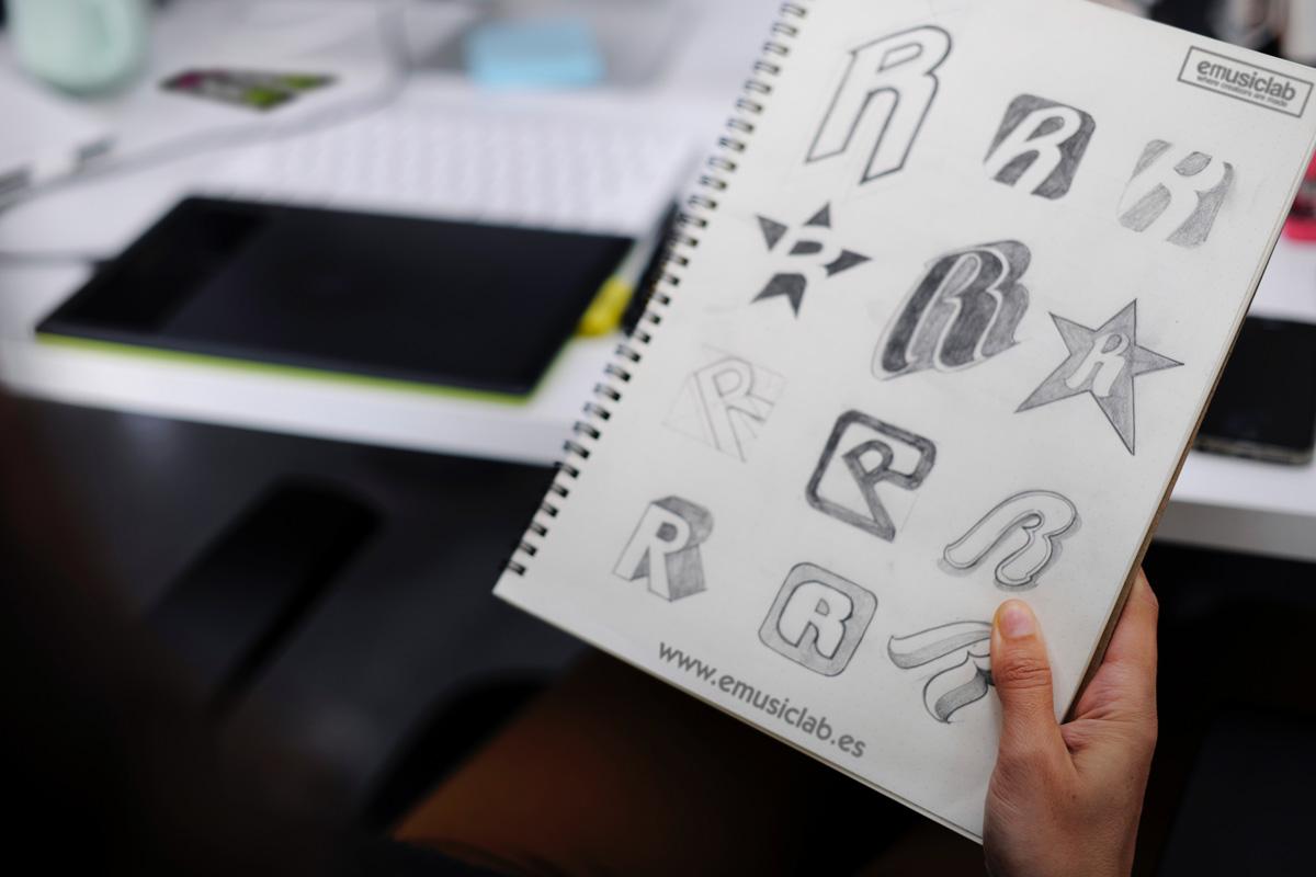 Branding y diseño gráfico para artistas