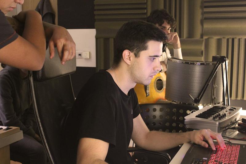 Productor musical en Madrid